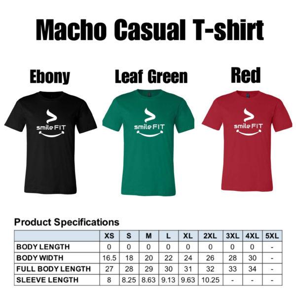 PRODUCT Spec - Ebony-Red-Green